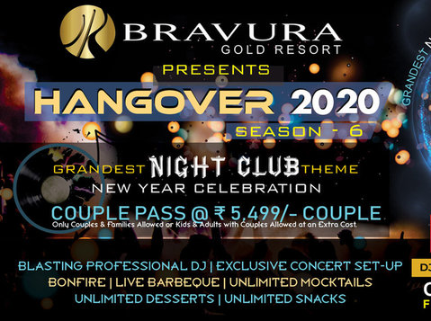 Grandest New Year Celebration (hangover - 2020) - Services: Other