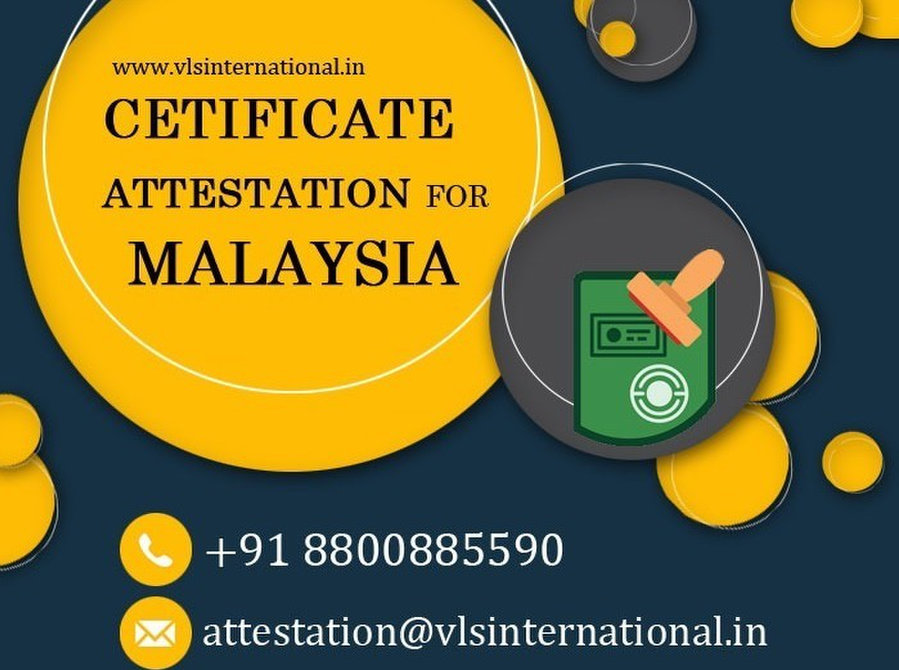 we are provide all types of document/certificate attestation - Legal/Finance