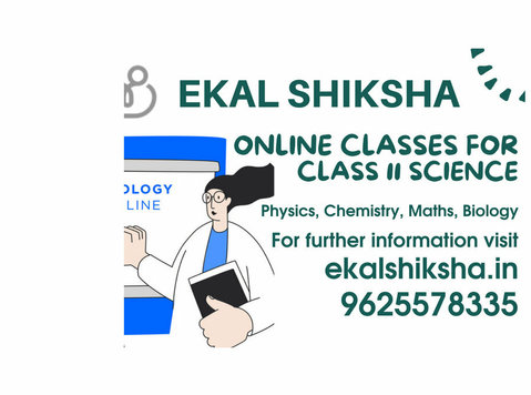 Online Classes for Class 11 Science - Muu