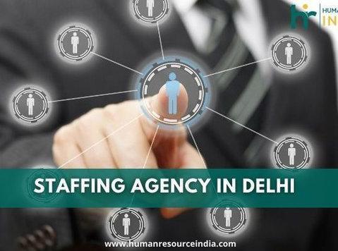 Staffing Agency in Delhi - Iné
