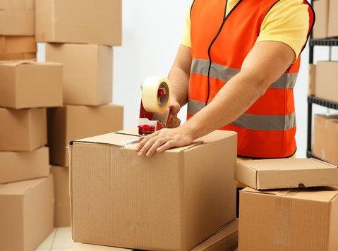 Fedex Courier Gurgaon - Преместване / Транспорт