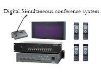 Digital Wireless Simultaneous Conference Equipment - Services: Other