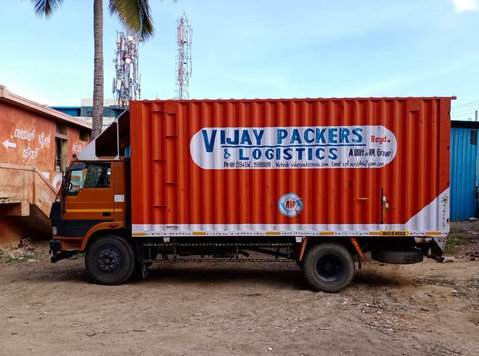 Top Class Packers and Movers in Bangalore - Sťahovanie/Doprava