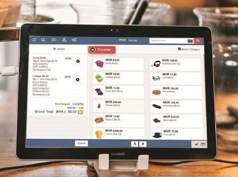 Best Cloud Based Point of Sale System Software - Iné
