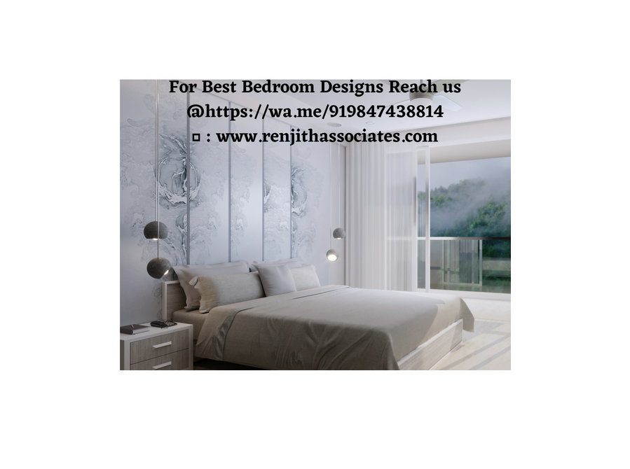Bedroom Interior Design for your Home - Building/Decorating