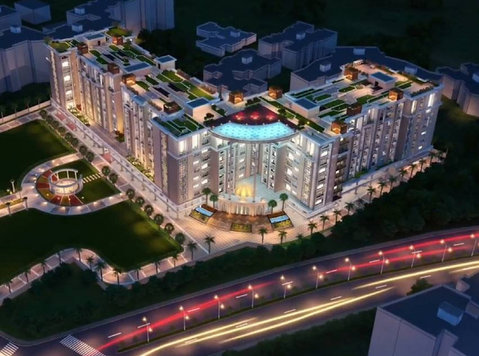 3 BHK Flat for Sale in Indore - Services: Other