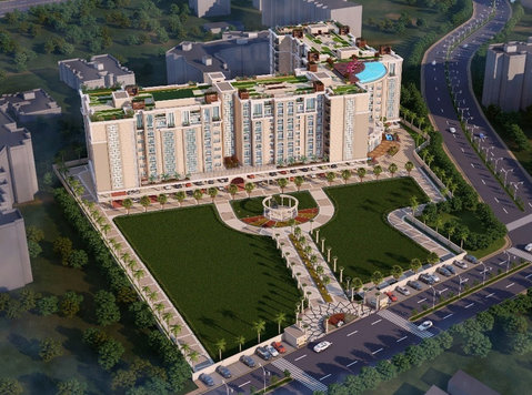 Best Township in Indore - Services: Other