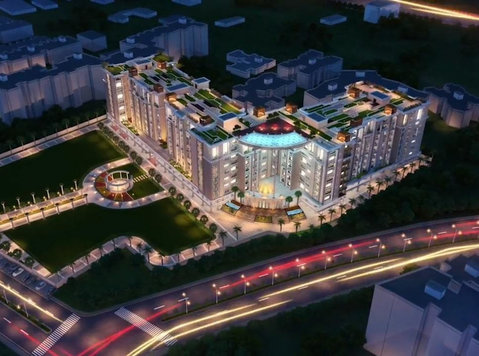 Flats in Indore - Services: Other