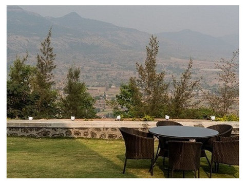 Luxury Valley View Villa with Private Pool in Lonavala - Services: Other