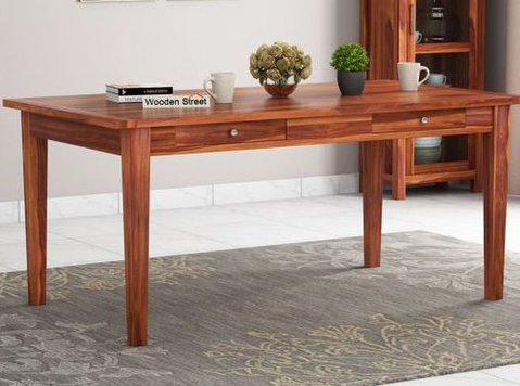 Order Dining Table Designs Online in India - Furniture/Appliance