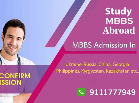 Study Mbbs Abroad Consultants in Nagpur - Services: Other