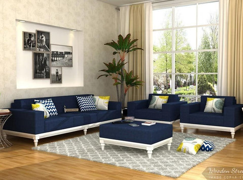 Buy Now industrial Sofa at at best price online - Furniture/Appliance