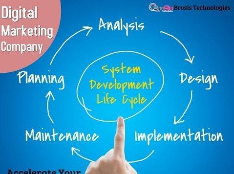 Digital Marketing Company in Jaipur - Brosis Technologies - Calculatoare/Internet