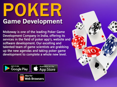 Poker Game Development Company | Hire Poker Game Developers - אחר