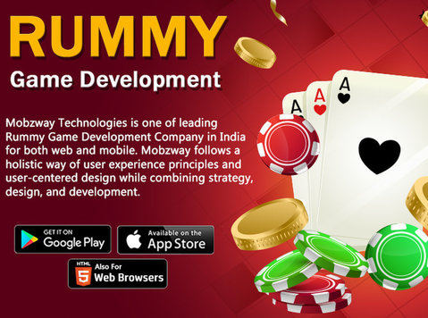 Rummy Game Development Company | Hire Rummy Game Developers - אחר