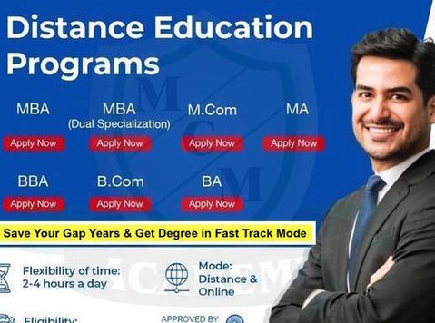 Degree in Fast Track Mode | Distance Education Program - Classes: Other