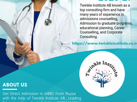 """ Russian Medical University Ranking 2020-21twinkle Institut - Services: Other"
