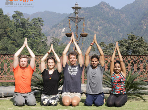 Yoga Teacher Training in Rishikesh India - スポーツ/ヨガ