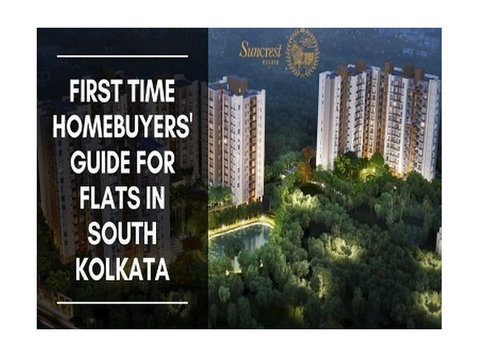3bhk Flats are Available For Sale in South Kolkata - Building/Decorating