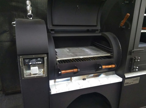 smoker gril bar idealny do steków route 66 grill - Друго