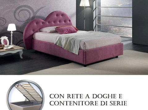 Letto Cuore - Furniture/Appliance