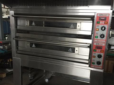 pacchetto completo per pizzerie - Mobili/Elettrodomestici
