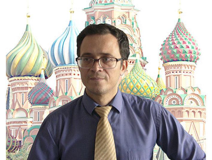 Interprete russo - Editoriale/Traduzioni