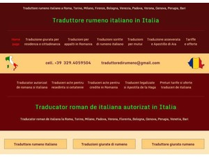 Traduzioni asseverate in tutta Italia - Editoriale/Traduzioni
