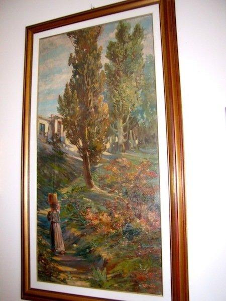 Quadri a olio del 900 su tela altro in piemonte italia for Compro quadri contemporanei