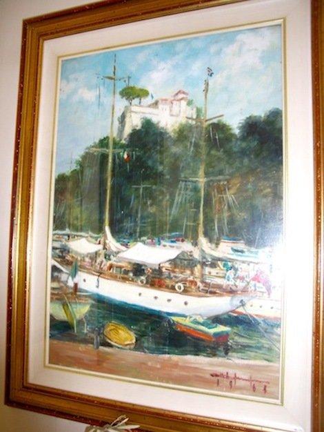 Quadri dipinti a olio su tela collezionismo antiquariato for Compro quadri contemporanei