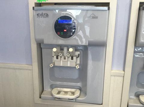 macchina gelato soft (carpigiani) usata revisionata e contro - Sonstige