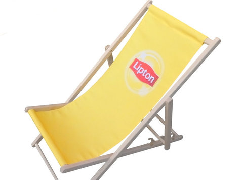 Branded deckchairs, hammocks, windbreaks, ,bags etc - Business Partners