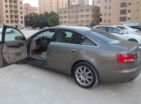 Audi A6 2007, European expat leaving Kuwait - 自動車/オートバイ