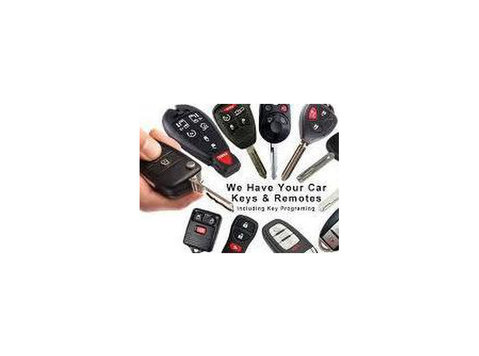 Remote controls for cars - Cars/Motorbikes