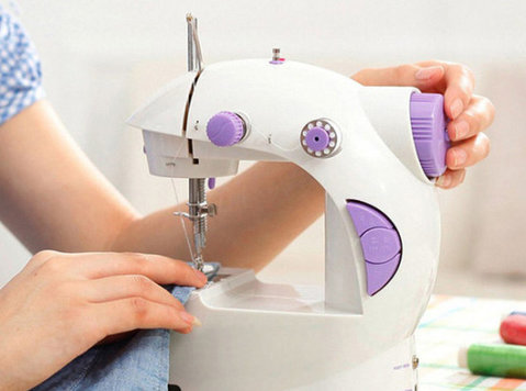 Handheld Sewing Machine - 家具/電化製品
