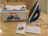 Iron Tefal 8 Kd - Furniture/Appliance