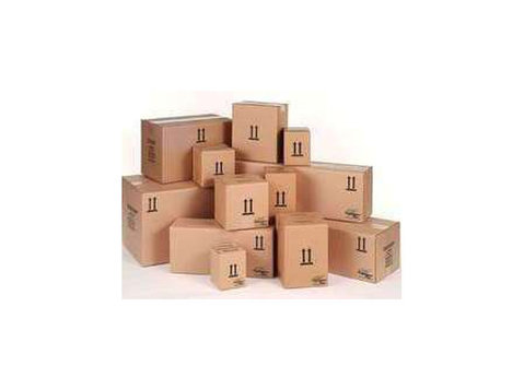 Cargo size carton for packing and storage - その他