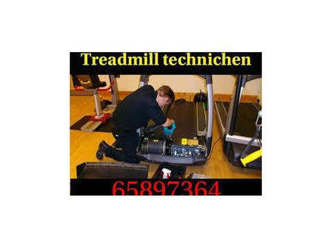 Treadmill technician - Urheiluvälineet/Veneet/Polkupyörät