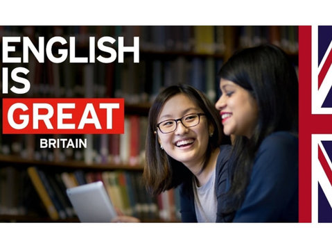 British and American native MA CELTA English teachers. - Language classes