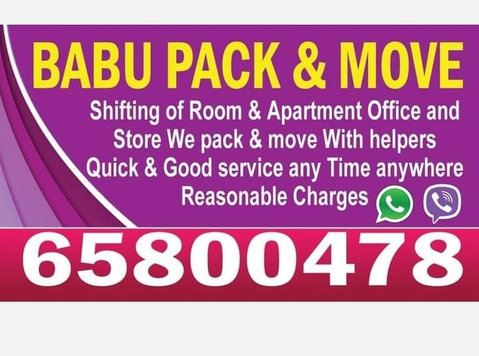 Best packing and moving 6 5 8 0 0 4 7 8 - Déménagement