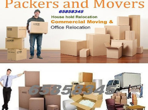 House Office Villa Store room Shifting Services 65858345 - Déménagement