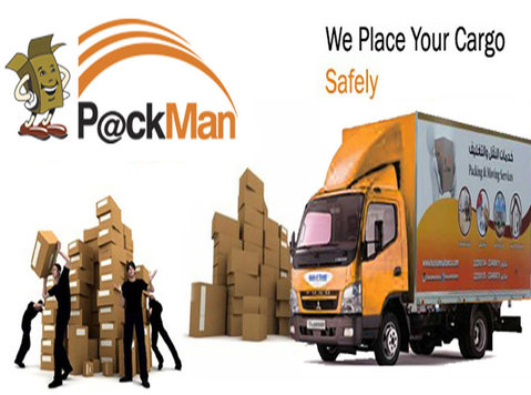 Local and Inter national moving and packing - 	 Flytt/Transport