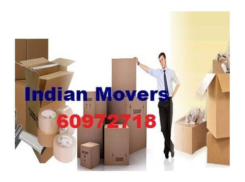 Pack and Moving Service 24/7(Indian Team) - 60972718 - 	 Flytt/Transport