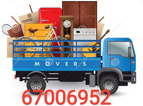 Professional Packing & Moving Service 67006952.mr...reddy - 	 Flytt/Transport