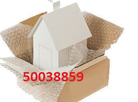 Professional Packing Moving Service (Indian helper) 50038859 - Transport