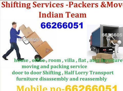 Professional Packing & Moving Shifting Service - 66266051 - Traslochi/Trasporti