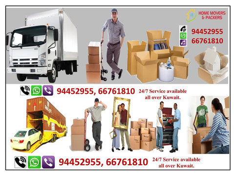 House, Offices,Stores Shifting Services- 94452955, - 	 Flytt/Transport