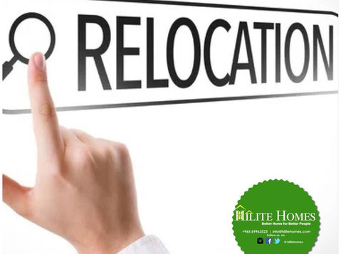 Relocation Service - Moving/Transportation