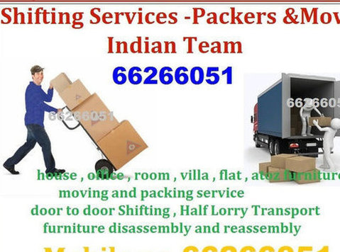 Salmiya House Movers-66266051 - Transport