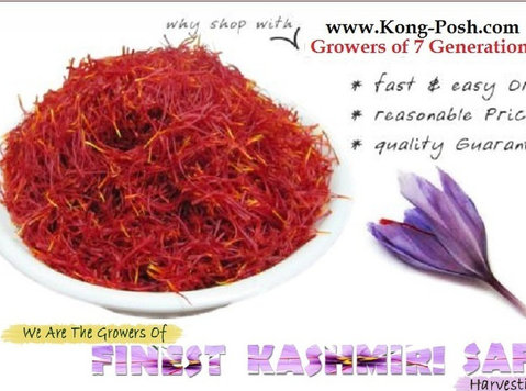 7 Benefits of Saffron - Buy & Sell: Other